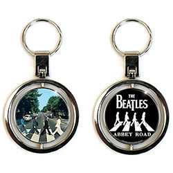 The Beatles Premium Keychain: Abbey Road (Spinner)
