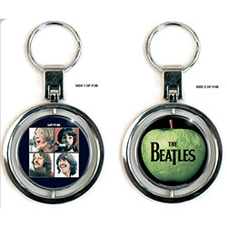 The Beatles Premium Keychain: Let it Be (Spinner)
