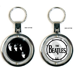 The Beatles Premium Key-Chain: With the Beatles (Spinner)