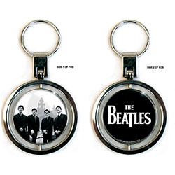 The Beatles Premium Keychain: Liver Buildings (Spinner)