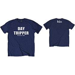 The Beatles Men's Tee: Day Tripper (Back Print)
