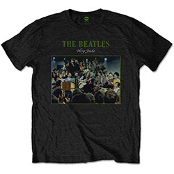 The Beatles Unisex Tee: Hey Jude Live