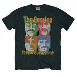 The Beatles Men's Premium Tee: Sea of Science