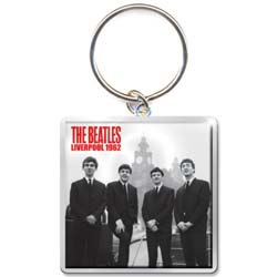 The Beatles Standard Keychain: In Liverpool