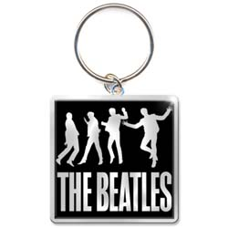 The Beatles Standard Key-Chain: Jump Photo