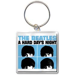 The Beatles Standard Key-Chain: Hard Days Night Film
