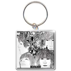 The Beatles Standard Key-Chain: Revolver Album