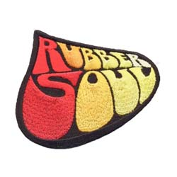 The Beatles Standard Patch: Soul Logo (Iron On)