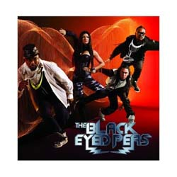 The Black Eyed Peas Greetings Card: Boom Boom Pow