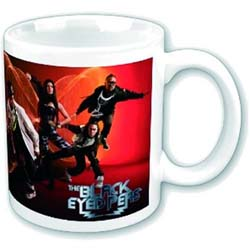 The Black Eyed Peas Boxed Standard Mug: Band Photo