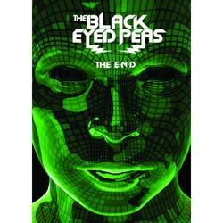 The Black Eyed Peas Postcard: The End (Standard)