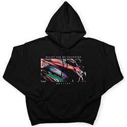 Bullet For My Valentine Men's Pullover Hoodie: Gravity