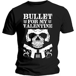 Bullet For My Valentine Unisex Tee: Bullet Club