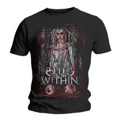 Bleed From Within Men's Tee: Bleed From Within Bride