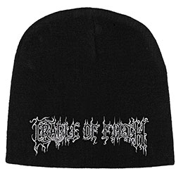 Cradle Of Filth Beanie Hat: Logo