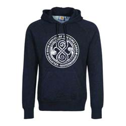 Doctor Who Unisex Pullover Hoodie: High Council of the Time Lords (X-Large Only)