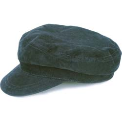 The Beatles Men's Help! Hat: Help! with Corduroy Fabric