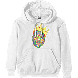 Biggie Smalls Unisex Pullover Hoodie: Crown