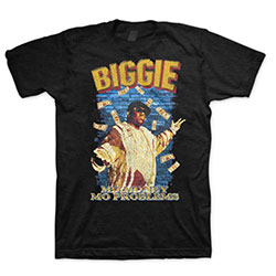 Biggie Smalls Unisex Tee: Mo Money