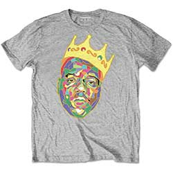 Biggie Smalls Kids Tee: Crown