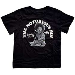 Biggie Smalls Kids Tee (Toddler): Baby