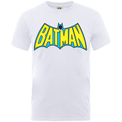 DC Comics Kid's Tee: Batman Logo (Boy's Fit)