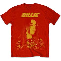 Billie Eilish Kids Tee: Bling