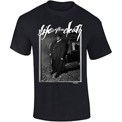 Biggie Smalls Unisex Tee: Life After Death