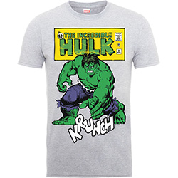 Marvel Comics Kids Boy's Fit Tee: Hulk Krunch