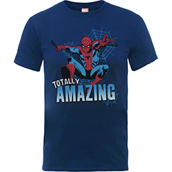 Marvel Comics Kids Tee: Amazing Spiderman