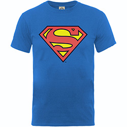 DC Comics Kid's Tee: Superman Shield (Boy's Fit)