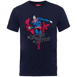 DC Comics Kid's Tee: Superman Son of Krypton (Boy's Fit)