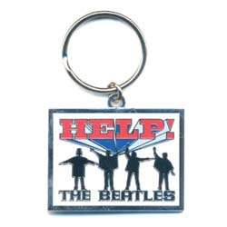 The Beatles Standard Key-Chain: Help! Album