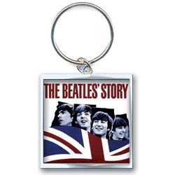 The Beatles Standard Keychain: Story