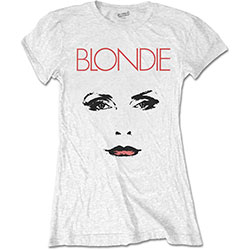 Blondie Ladies Tee: Staredown