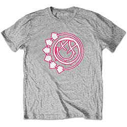 Blink-182 Kids Tee: Six Arrow Smiley