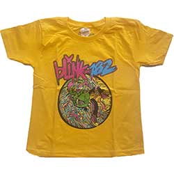 Blink-182 Kids Tee: Overboard Event
