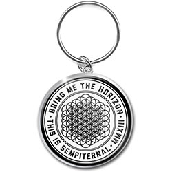 Bring Me The Horizon Keychain: This is Sempiternal (Photo-print)
