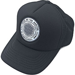 Bring Me The Horizon Mens Baseball Cap: Sempiternal (Mesh Back)