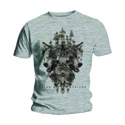Bring Me The Horizon Men's Tee: Wolven