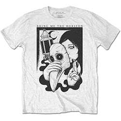 Bring Me The Horizon Men's Tee: Plague