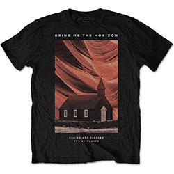 Bring Me The Horizon Men's Tee: You're Cursed