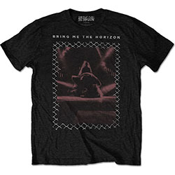 Bring Me The Horizon Men's Tee: Fenced