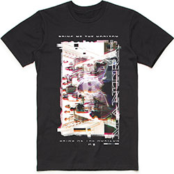 Bring Me The Horizon Men's Tee: Mantra Cover