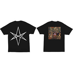 Bring Me The Horizon Unisex Tee: Hex PHSH Cover (Back Print)