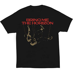 Bring Me The Horizon Unisex Tee: Puppet