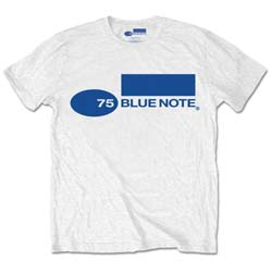 Blue Note Records Unisex Tee: Logo
