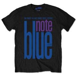 Blue Note Records Unisex Tee: Midnight