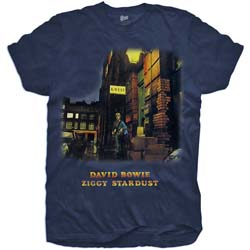 David Bowie Kids Youth's Fit Tee: Ziggy Stardust