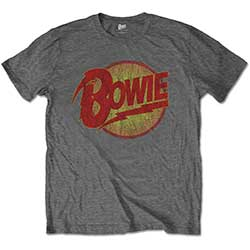 David Bowie Kids Tee: Diamond Dogs Logo